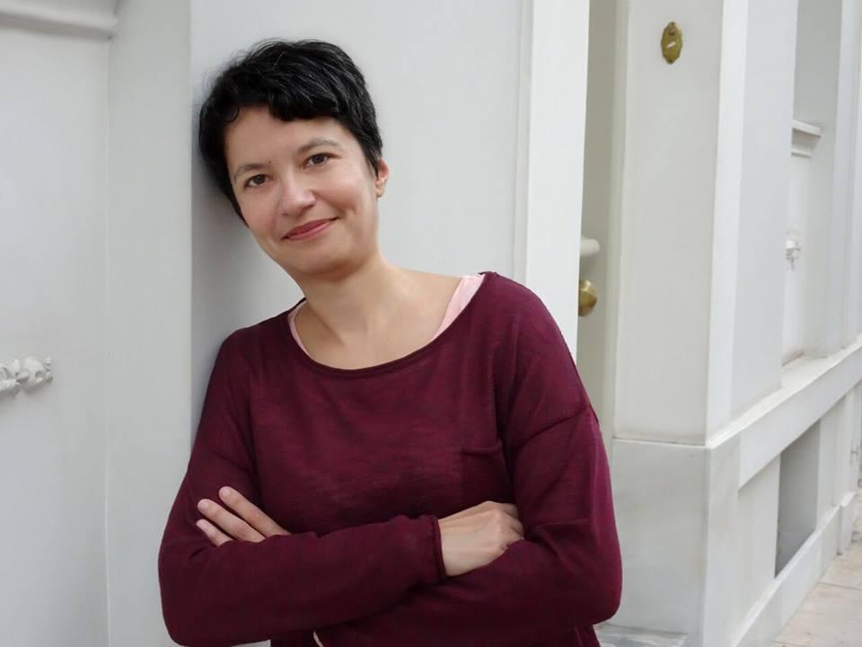 """Ευτυχία Γιαννάκη: """"Πατρίδα της συγγραφής είναι η ανάγνωση"""""""