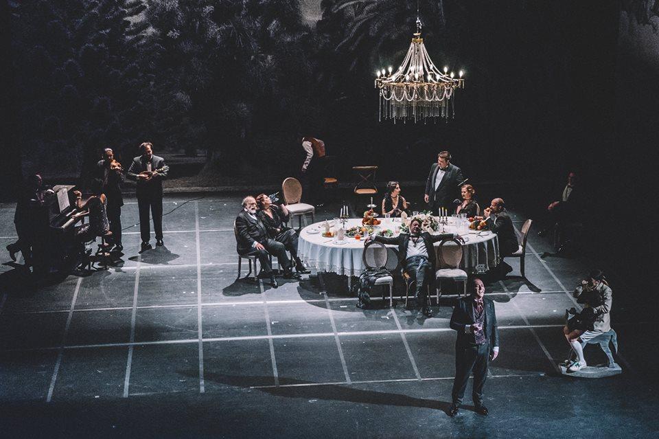 Κριτική για την παράσταση «Ένα χειμωνιάτικο Παραμύθι» από το ΚΘΒΕ