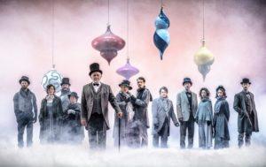 """Κριτική για την παράσταση """"Χριστουγεννιάτικη Ιστορία"""" του Κάρολου Ντίκενς στη κεντρική σκηνή του Εθνικού Θεάτρου"""