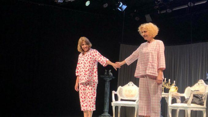 Κριτική για την παράσταση «Αέρας» με τις καταπληκτικές Ναταλία Τσαλίκη και Όλια Λαζαρίδου στο Θέατρο Αμαλία