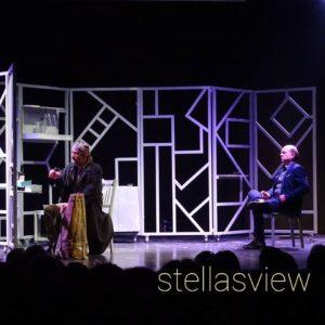 Κριτική για την παράσταση «Ο Κάτω Παρθενώνας» με τους Λεωνίδα Κακούρη και Χρήστο Σαπουντζή