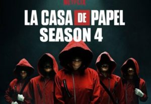 «La Casa de Papel», επιστρέφει για την 4η σεζόν στο Netflix