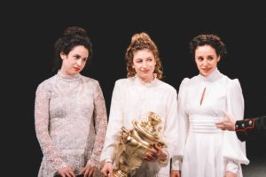 Οι «Τρεις Αδελφές» του Αντόν Τσέχωφ, σε μια τελευταία διαδικτυακή πρεμιέρα
