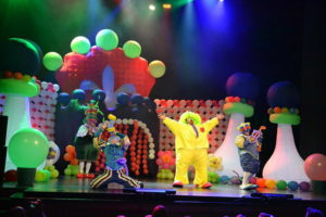 FUNNY BALLS SHOW, Ελάτε στον μαγικό Μπαλονοκόσμο στο Κινηματοθέατρο Κολοσσαίον
