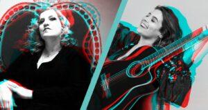 Η Μάρθα Φριντζήλα με τηνΚατερίνα Πολέμη σε online συναυλία