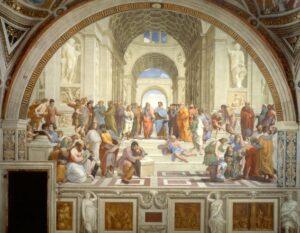 Οnline έκθεση: «Ο Ραφαήλ στην Αθήνα!» από την Zivasart Gallery