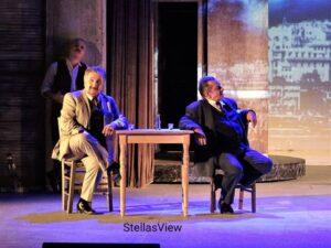 Κριτική για την παράσταση «Κάποτε στο Βόσπορο» του Άκη Δήμου